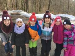Čoko-sněho-bobová výprava Ostružinek